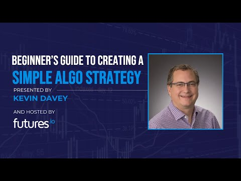 Beginners Guide to Creating a Simple Algo Strategy (important info not to be missed!)