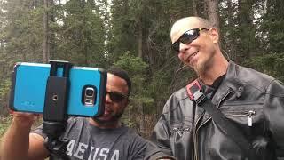Local Calgary YouTube Creators and Shannon Terrace, Fish Creek / DEW Blog #4