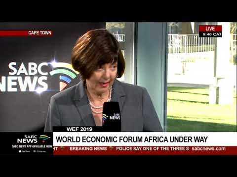 2019 World Economic Forum on Africa I Barbara Creecy
