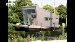Wohnen im Hausboot in Oldenburg | euromaxx