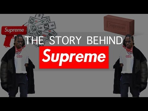 The Story Behind Supreme Clothing; Small Beginnings