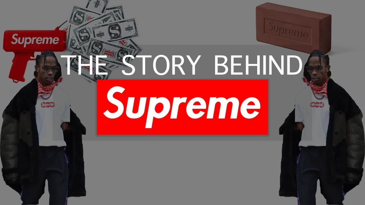 b11192e6 The Story Behind Supreme Clothing; Small Beginnings - YouTube