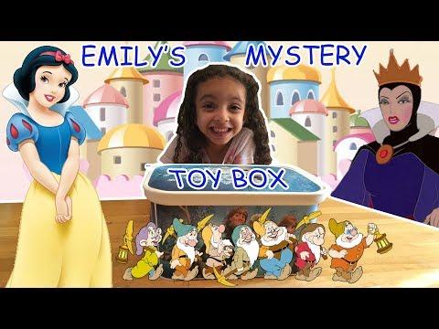 Emily's mystery toy box