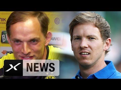 Thomas Tuchel über Werder, Julian Nagelsmann und seinen Job | Borussia Dortmund - SV Werder Bremen