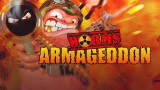 Worms Armageddon - Robactwo