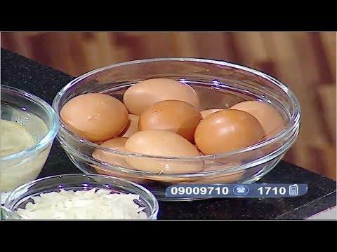 جميع اسرار البيض من كميه البروتين والسعرات الحراريه  #محمد_فوزي#فوود