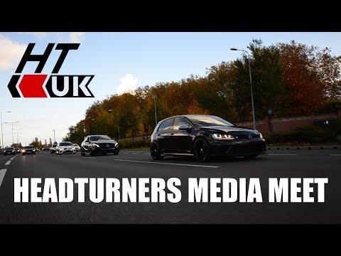 HEADTURNERS LONDON MEDIA MEET!! **cinematic montage**
