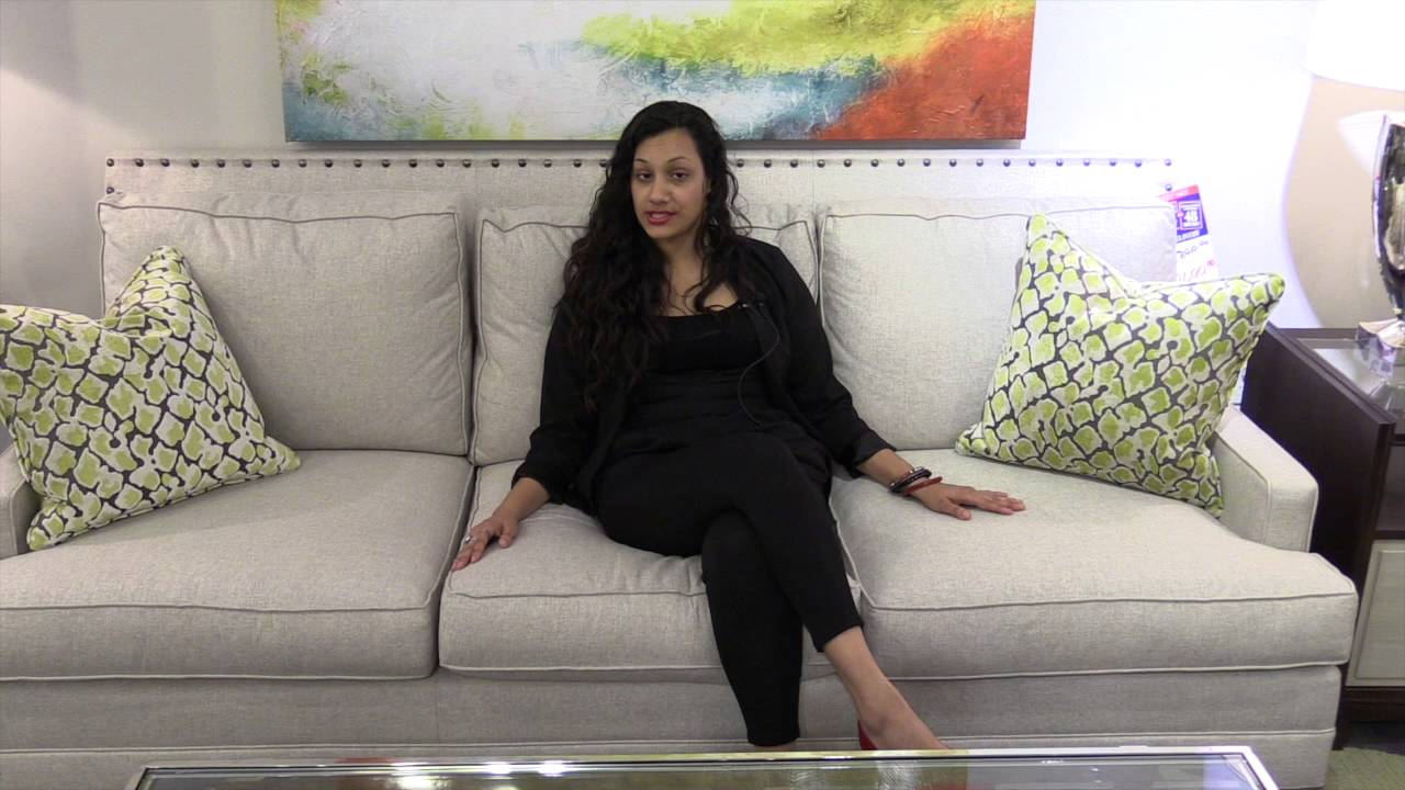 salón sofá asiento amor Muebles Vanguard Colección de Orlando Hudson ...