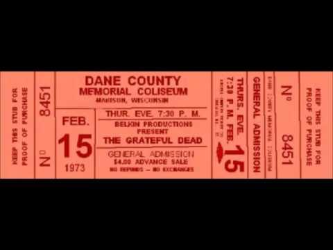 The Grateful Dead - 1973-02-15 - Dane County Coliseum
