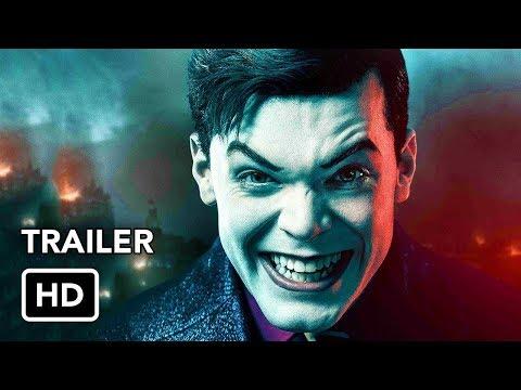 Gotham Season 5 Jeremiah 'Chemical Green Band' Movie Trailer (HD)