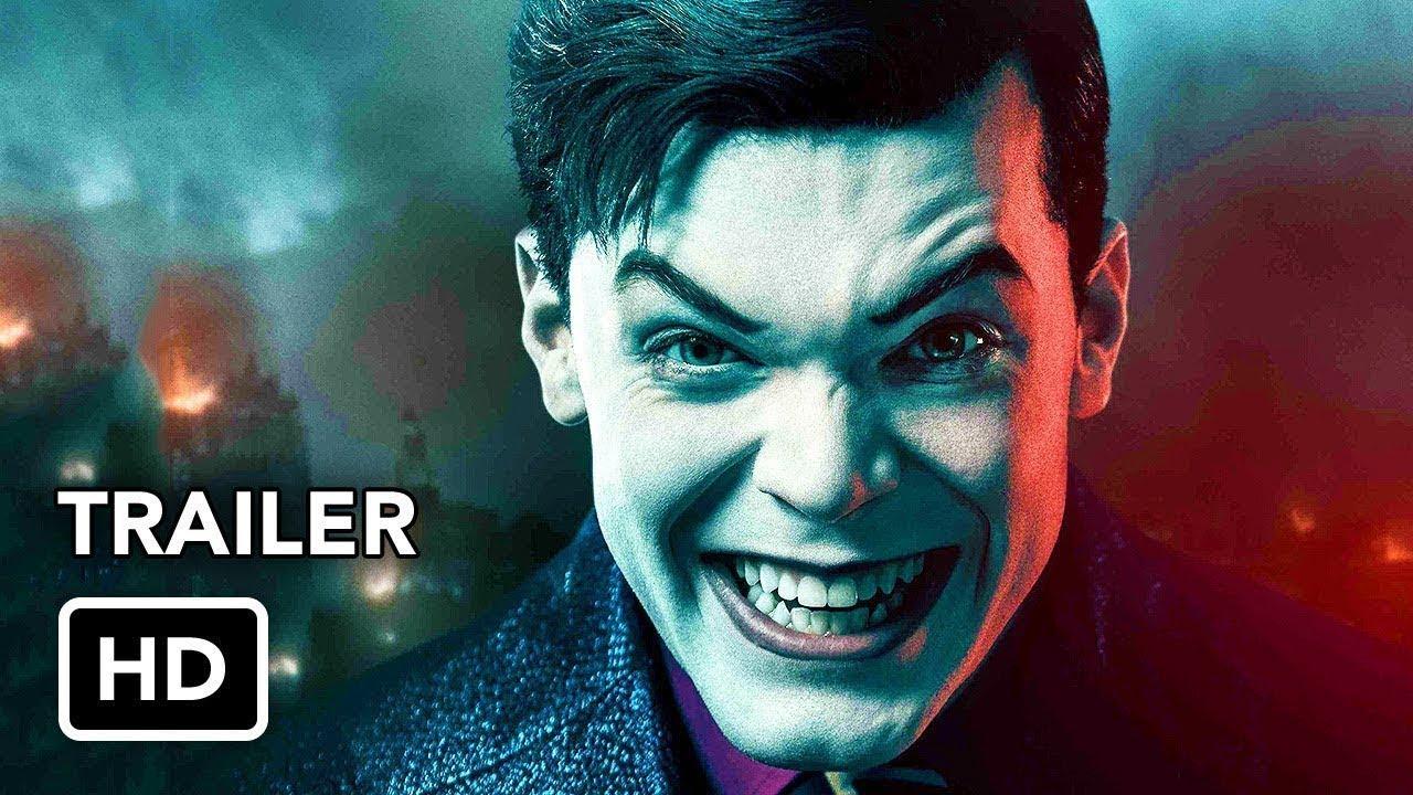 Gotham Season 5 Jeremiah