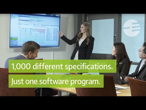 Corporate Planning │ Controlling Software Overview
