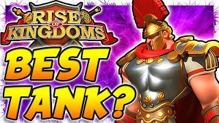 SCIPIO RISE OF KINGDOMS GUIDE 2020! Scipio Talent Build Rise of Kingdoms Commander Guide! Best Tank?