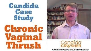 Candida Case Study 12: Sharon Chronic Vaginal Thrush