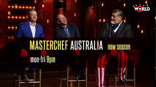 MasterChef Australia | Mon-Fri 9 PM