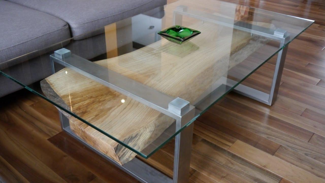 журнальные столы в стиле лофт индастриал Woodsman Zone Youtube