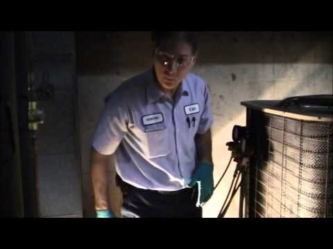 how-to-find-a-refrigerant-leak-on-an-ac-unit-and-fix-and-charge-r22