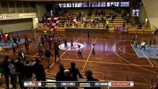 SERIE B PLAYOFF  - QUARTI G3 - All Food Fiorentina Basket Firenze -Juvi Cremona 1952 Ferraroni