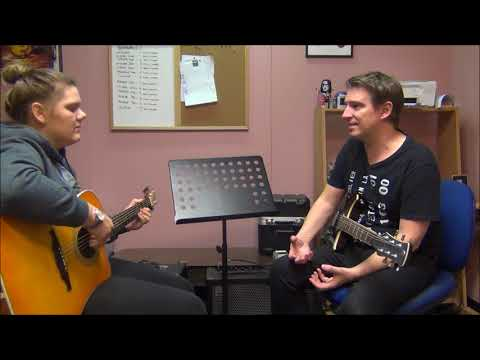 Guitar Lesson 1 - Eastern Suburbs School of Music