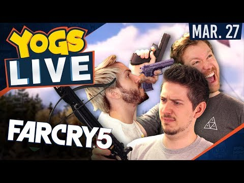 Far Cry 5I w/ Hat Films - 20th March 2018