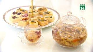 Cách làm bánh dứa trà hoa thơm mát | VTC14