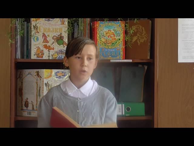 Изображение предпросмотра прочтения – ДарьяЯрдухина читает произведение «Сказка о золотом петушке» А.С.Пушкина