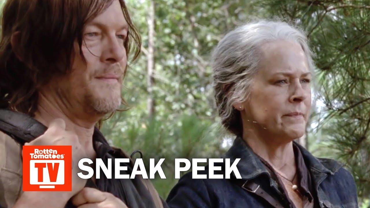 Download The Walking Dead S10 E06 Sneak Peek   'Opening Minutes'   Rotten Tomatoes TV