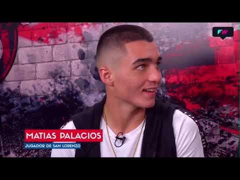 Entrevista A Matías Palacios, La Joya De San Lorenzo Y La Selección Argentina