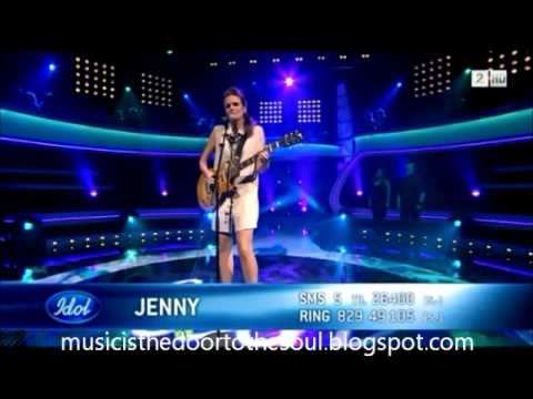 Idol Norge 2011 - Jenny Langlo -