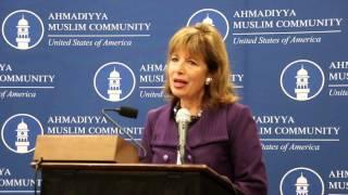 U.S. Congresswoman Jackie Speier - Pakistan & Dr. Qamar