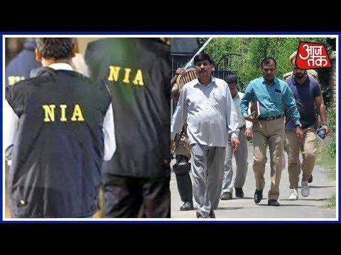 NIA Conducts Fresh Raids at 12 Places In Jammu-Kashmir Terror Funding Case