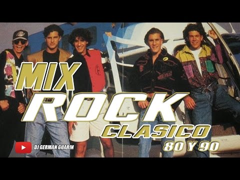 (DEMO) - Mix Rock Clasico Años 80 y 90