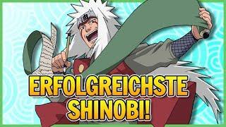 Die Erfolgreichsten Shinobi in Naruto!   SerienReviewer