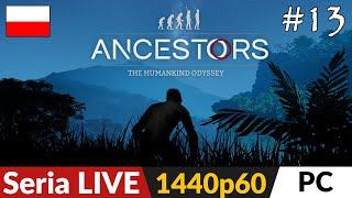 Ancestors: The Humankind Odyssey PL  odc.13 (#13)  Ewolucja i nowa szczęka! | Gameplay po polsku