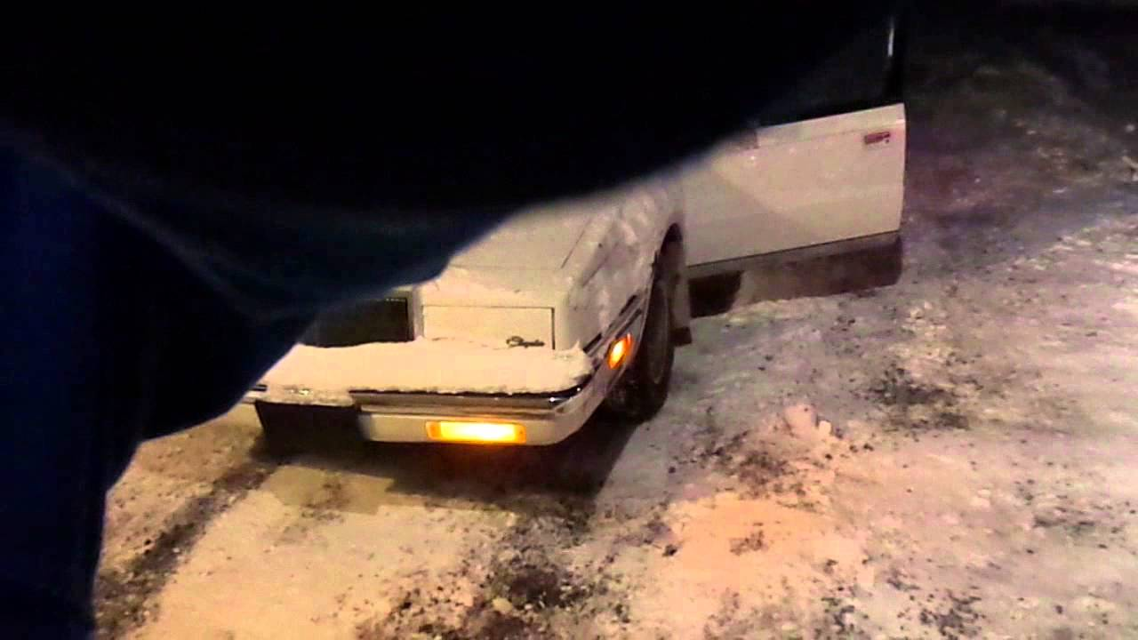 1989 Chrysler Newyorker Headlight Door Problem Youtube Fuse Box 1992 New Yorker