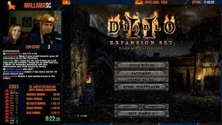 Diablo 2 - Various Speedruns!