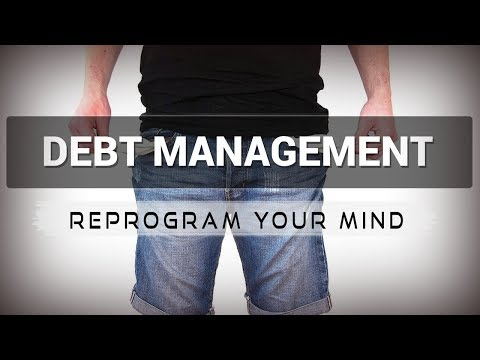 Debt Management affirmations mp3 music audio - Law of attraction - Hypnosis - Subliminal