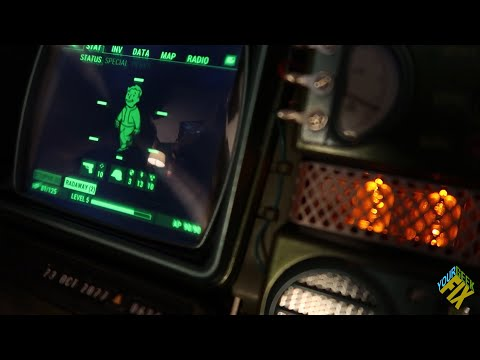 How we made a real working PipBoy 2000