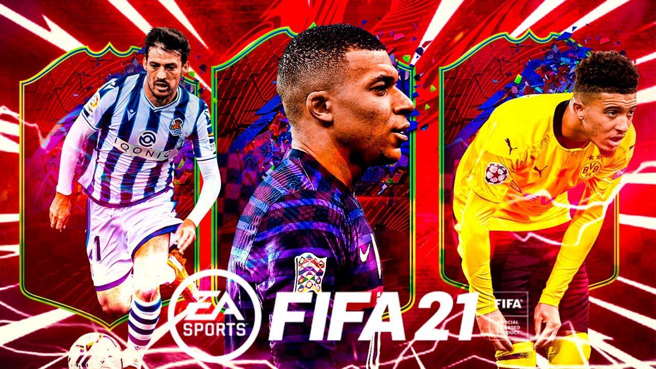 BLACK FRIDAY EN FIFA 21 EN DIRECTO *Jugadores Rompe récord & Fut Champions*