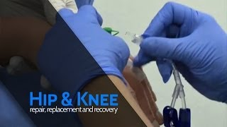 Anaesthesia: Rapid Recovery Hip Replacement