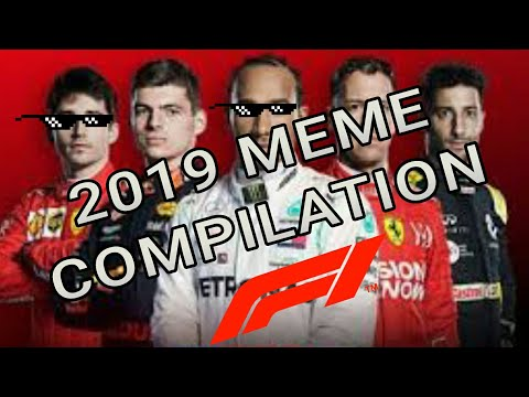 F1 2019 Meme Compilation But Its Really Funny Part Infinity Season Meme Review Formula1point75