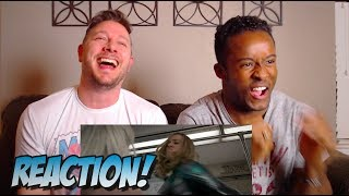 Captain Marvel (2019) - Official Trailer 2 Reaction (Marvel Studios)
