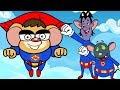 Rat-A-Tat |'Mice Superheroes +Doggy Supe