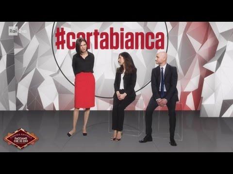 Virginia Raffaele è Bianca Berlinguer - 3^ parte  - Facciamo che io ero 18/05/2017