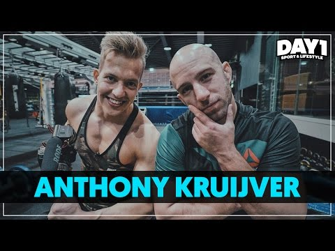 Gym time met Anthony Kruijver || #DAY1 Afl. #26