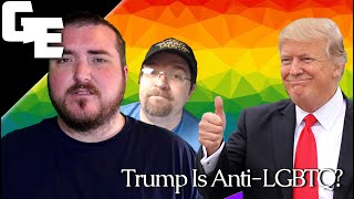 10 Anti-LGBTQ Actions Taken by the Trump Administration (ft. Progressive Liberal)
