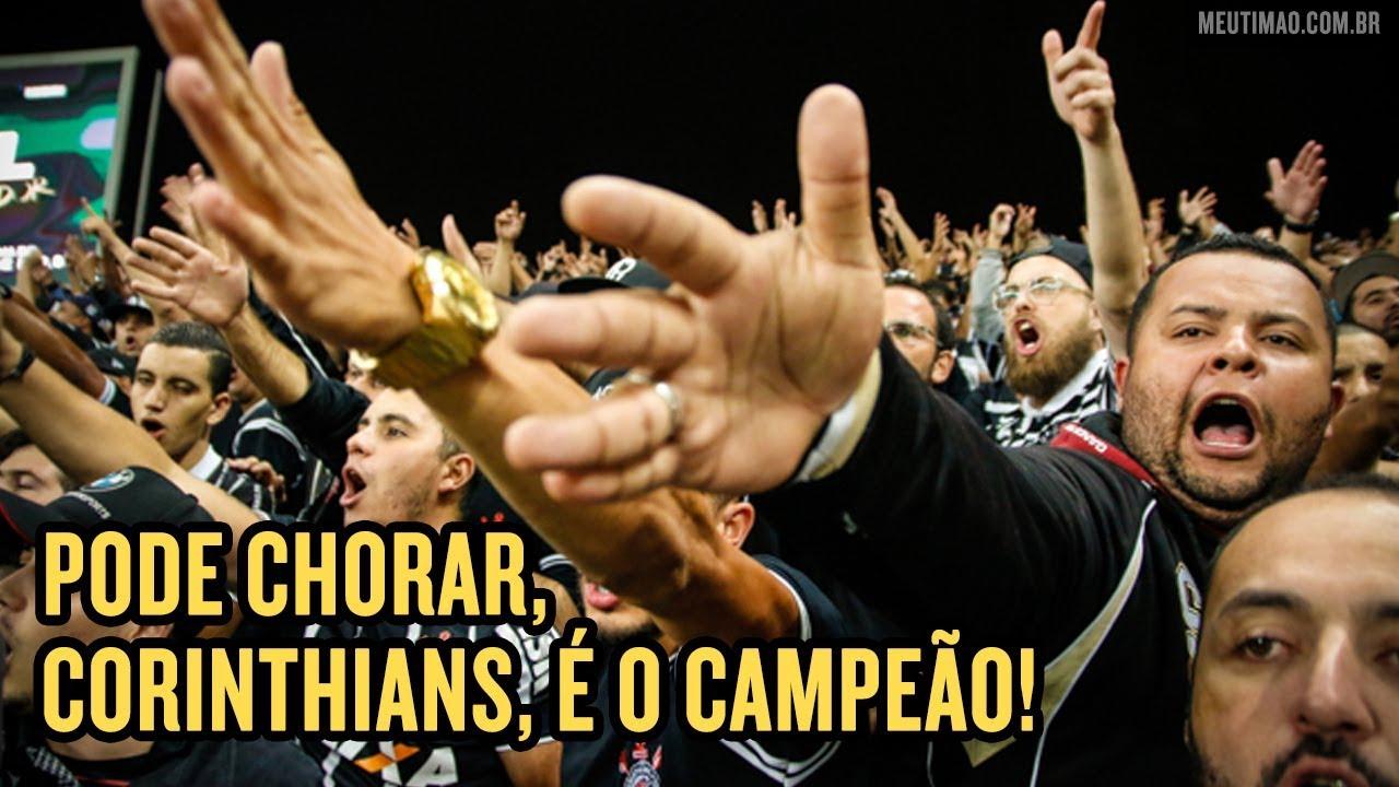 9aa78d77181f2 QUE MOMENTO! - A nova música da torcida do Corinthians - YouTube