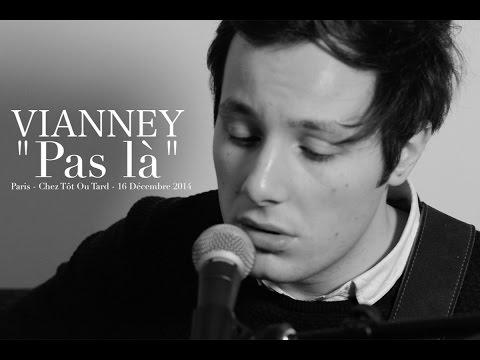 Vianney : Pas Là (Acoustic Version HD)