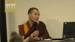 China's Tibetan cultural delegation visits Latvia