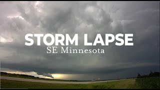 Time Lapse Chronicles: Storm Clouds, Possible Tornado in Southeast MN, (Afidus ATL-200)